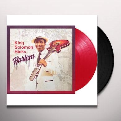 King Solomon Hicks HARLEM Vinyl Record