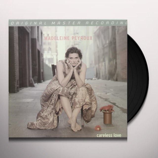 Madeleine Peyroux CARELESS LOVE Vinyl Record