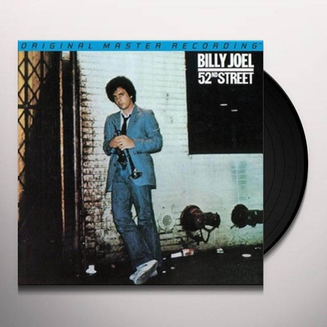 Billy Joel 52ND STREET Vinyl Record