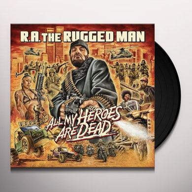 ALL MY HEROES ARE DEAD Vinyl Record