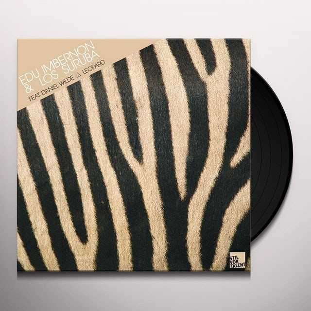Edu / Los Suruba Imbernon LEOPARD Vinyl Record