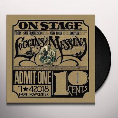 Loggins & Messina ON STAGE Vinyl Record