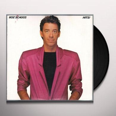 Boz Scaggs HITS Vinyl Record