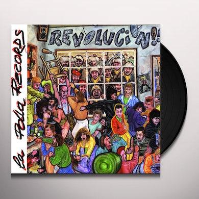 La Polla Records REVOLUCION Vinyl Record
