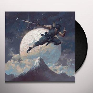 Rainbowdragoneyes THE MESSENGER Vinyl Record