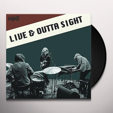 Dewolff LIVE & OUTTA SIGHT Vinyl Record