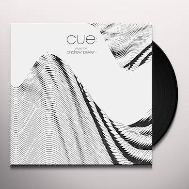 Andrew Pekler CUE Vinyl Record