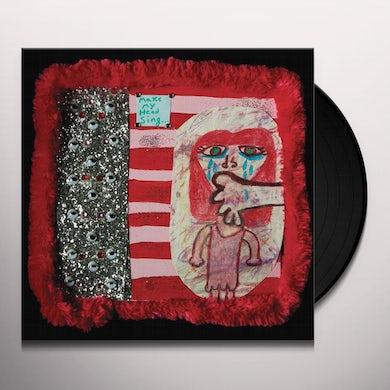 Jessica Lea Mayfield Make My Head Sing... Vinyl Record