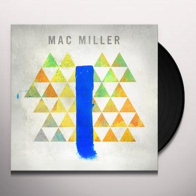 Mac Miller  Blue Slide Park Vinyl Record