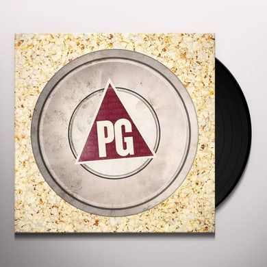Peter Gabriel Rated Pg Vinyl Record