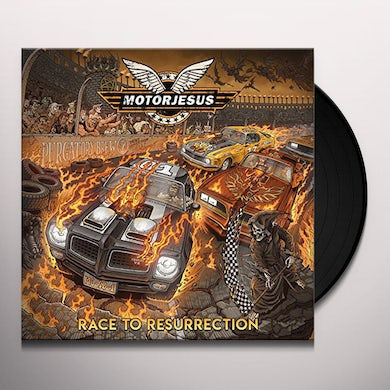 RACE TO RESURRECTION Vinyl Record
