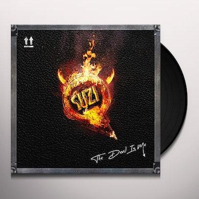 Suzi Quatro Devil In Me Vinyl Record
