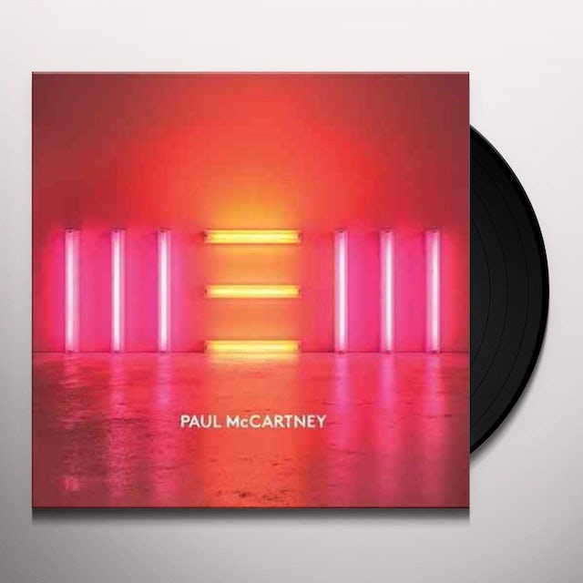 Paul McCartney NEW Vinyl Record