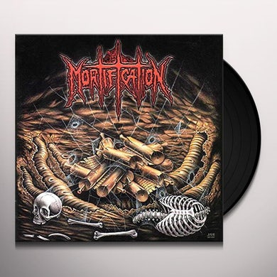 MORTIFICATION SCROLLS OF THE MEGILLOTH Vinyl Record