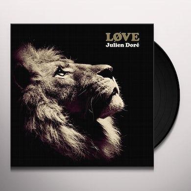 Julien Dore LOVE Vinyl Record