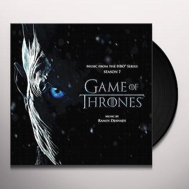 RAMIN DJAWADI GAME OF THRONES: SEASON 7 / Original Soundtrack Vinyl Record