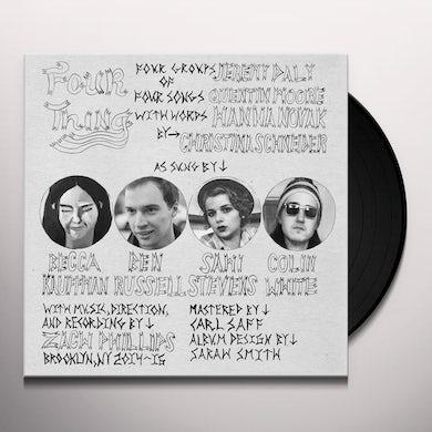 Four Thing Vinyl Record