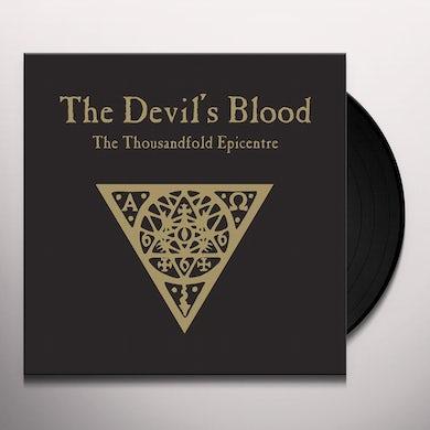 Devil'S Blood THOUSANDFOLD EPICENTRE Vinyl Record