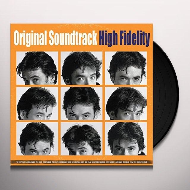 HIGH FIDELITY / O.S.T.