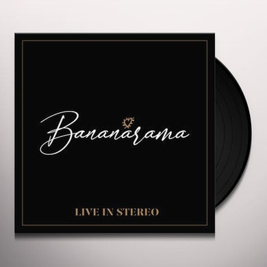 Live in stereo Vinyl Record