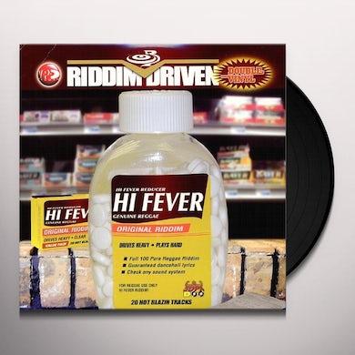 Riddim Driven: Hi Fever / Various Vinyl Record