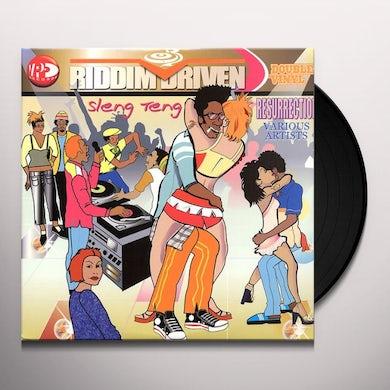 Sleng Teng Resurrection Riddim Driven / Various Vinyl Record
