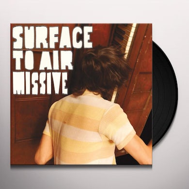 Surface To Air Missive THIRD MISSIVE Vinyl Record