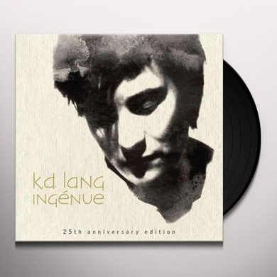 K.D. Lang Ingenue (25th Anniversary Edition) - Remastered Album + MTV Unplugged Double LP Vinyl Record