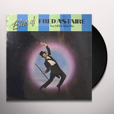 Fred Astaire BEST OF Vinyl Record