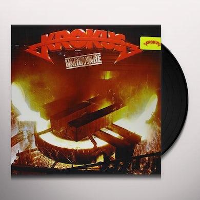 Krokus HARDWARE Vinyl Record