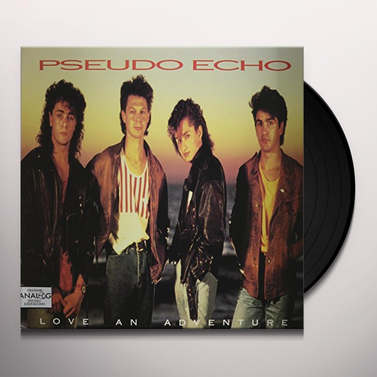 Psuedo Echo LOVE AN ADVENTURE (FUNKYTOWN) Vinyl Record