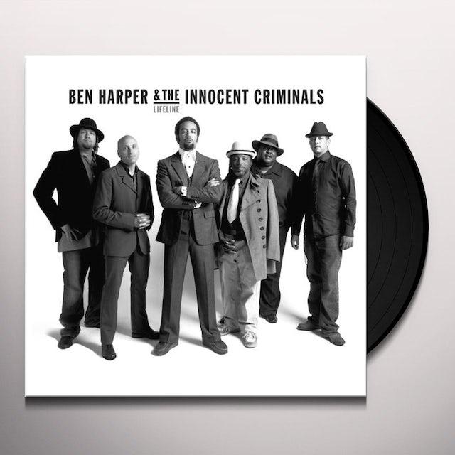 Ben Harper & The Innocent Criminals LIFELINE (LTD) (OGV) (Vinyl)