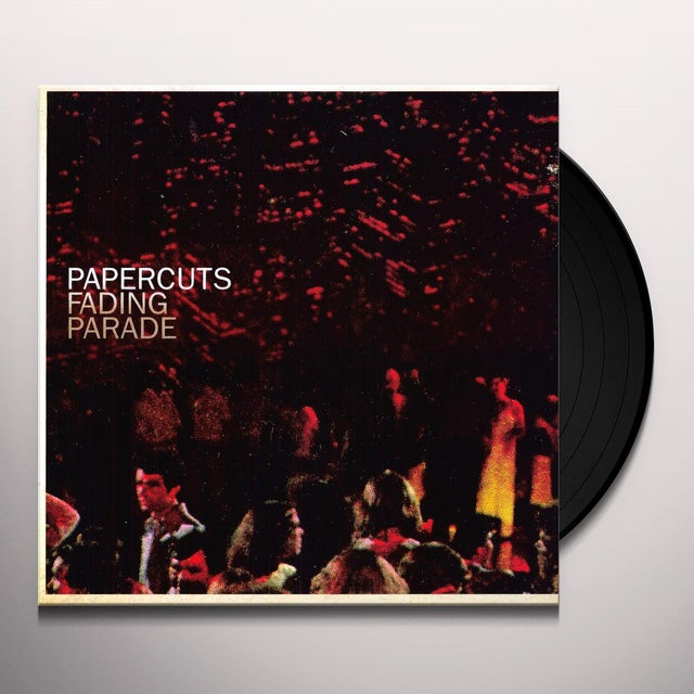 Papercuts FADING PARADE Vinyl Record