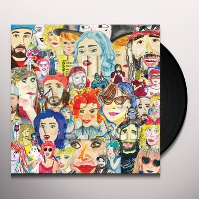 Tacocat THIS MESS IS A PLACE Vinyl Record