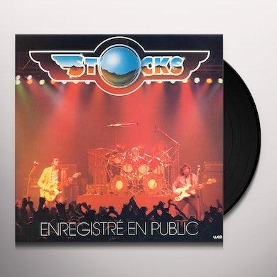 Stocks ENREGISTRE EN PUBLIC Vinyl Record