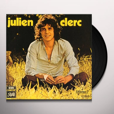 Julien Clerc NIAGARA Vinyl Record