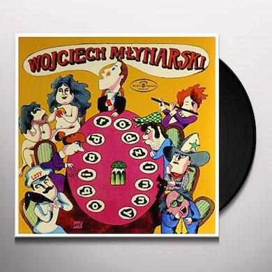Wojciech Mlynarski OBIAD RODZINNY Vinyl Record