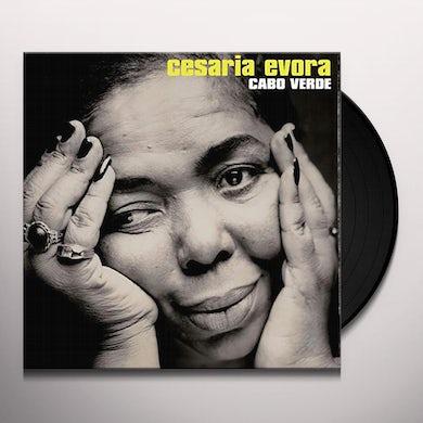 Cesaria Evora CABO VERDE Vinyl Record