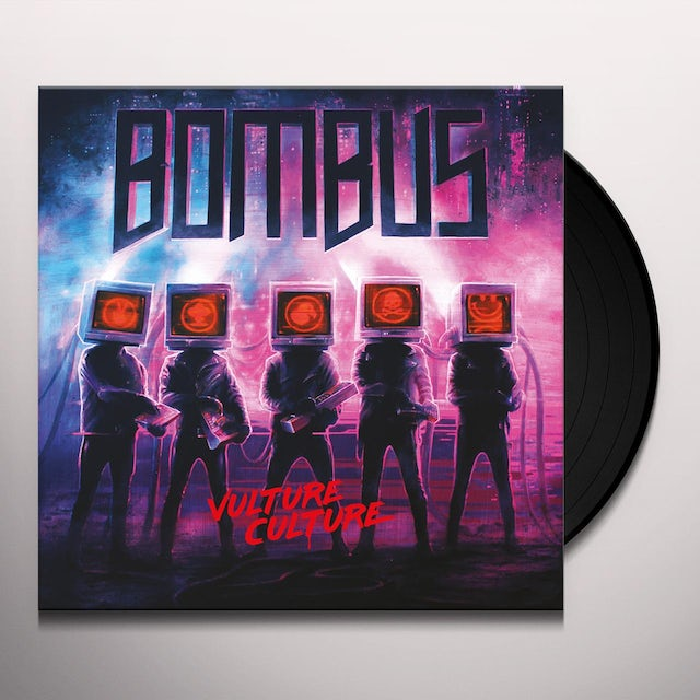 Bombus VULTURE CULTURE Vinyl Record