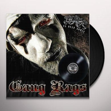 GANG RAGS (10TH ANNIVERSARY EDITION/2LP/RANDOM VINYL) Vinyl Record