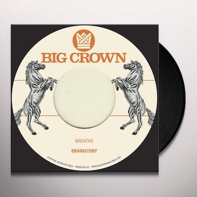 BREATHE/ SORRY Vinyl Record