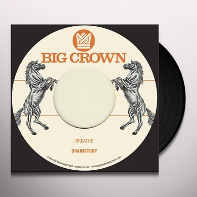 Brainstory BREATHE/ SORRY Vinyl Record