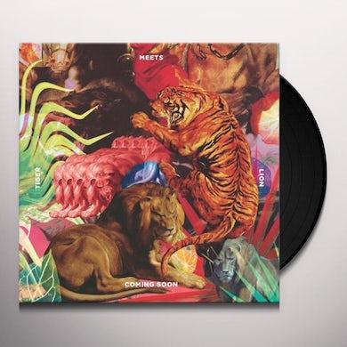 Coming Soon TIGER MEETS LION Vinyl Record