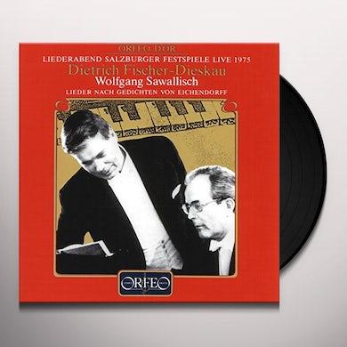 Lieder Nach Gedichten Von Eich / Var Vinyl Record