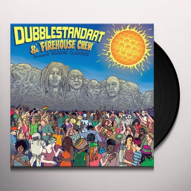 Dubblestandart & FIREHOUSE CREW PRESENT REGGAE CLASSICS Vinyl Record