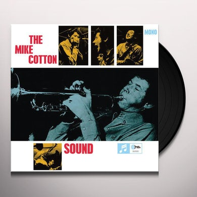 Mike Cotton SOUND Vinyl Record