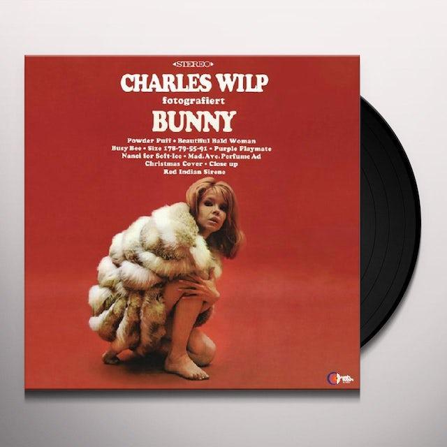 Charles Wilp / Marvin Martin CHARLES WILP FOTOGRAFIERT BUNNY Vinyl Record