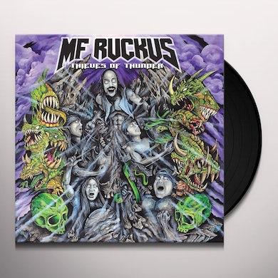 Mf Ruckus THIEVES OF THUNDER Vinyl Record