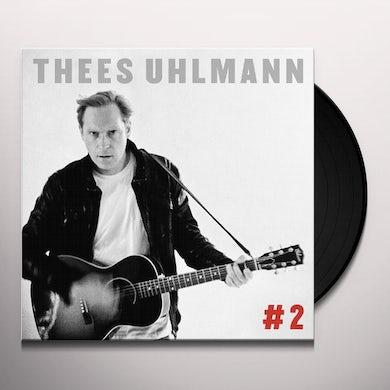 Thees Uhlmann #2 Vinyl Record