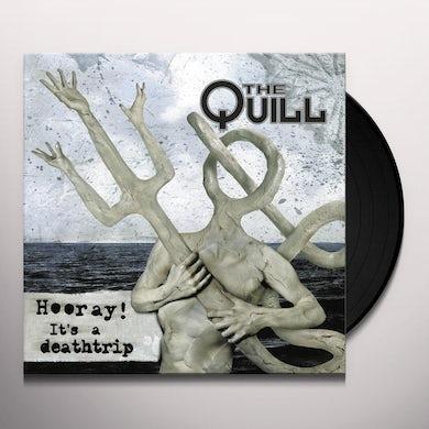 HOORAY IT'S A DEATHTRIP Vinyl Record